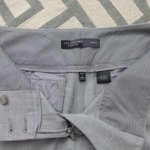The Limited Pants - The Limited Lexie Fit Petite Sz 6 Light Grey